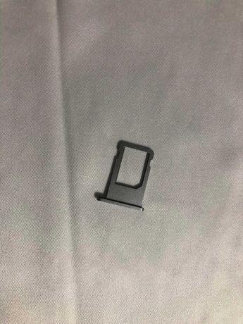 Szufladka / Szuflada / Ramka na kartę SIM dla Apple Iphone 6S / Gray