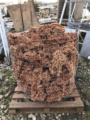 KORALOWIEC WAPIEŃ CZERWONY Kamień Skała do Akwarium Malawi Tanganika