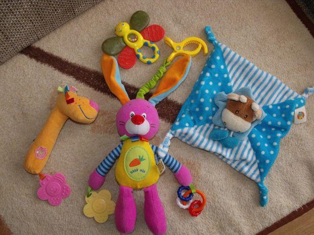 ZESTAW Pierwszych Zabawek dla Dziecka