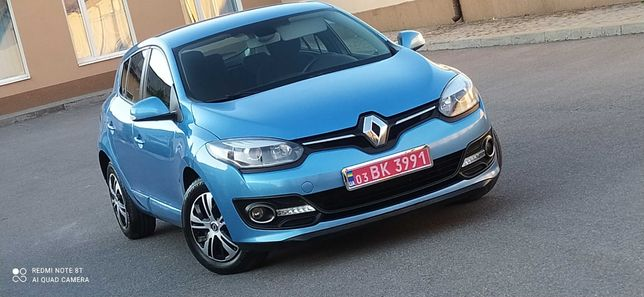 Renault Megane 1.6 MPI бензин climate cruise   рено меган