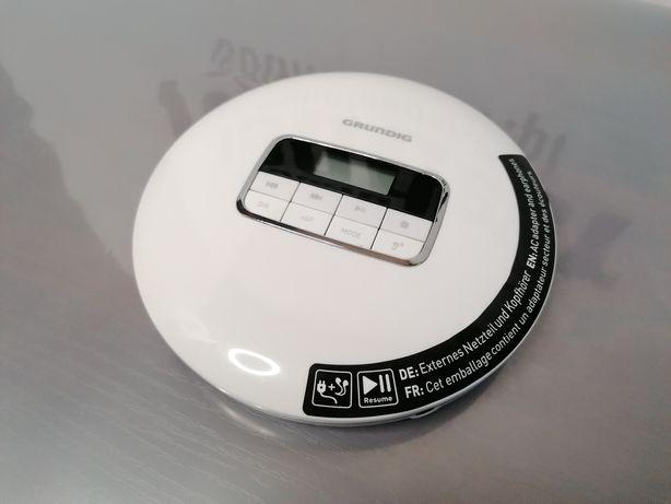 Grundig GDR 1340 CDP 6600 discman przenośny odtwarzacz CD MP3