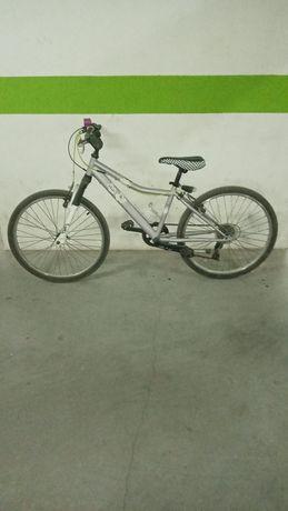Bicicleta de criança roda 24