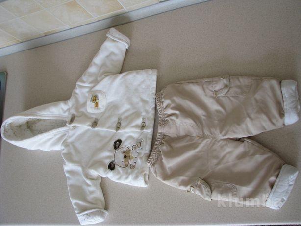 Тепленький костюмчик Baby Pappy на 3-6 мес.