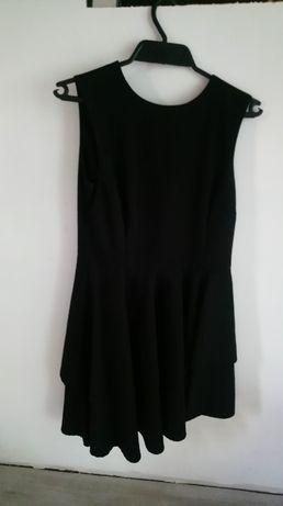 Czarna sukienka MOHITO rozm. 36