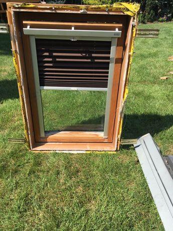 Okno Drewniane Velux 80cm x 55cm