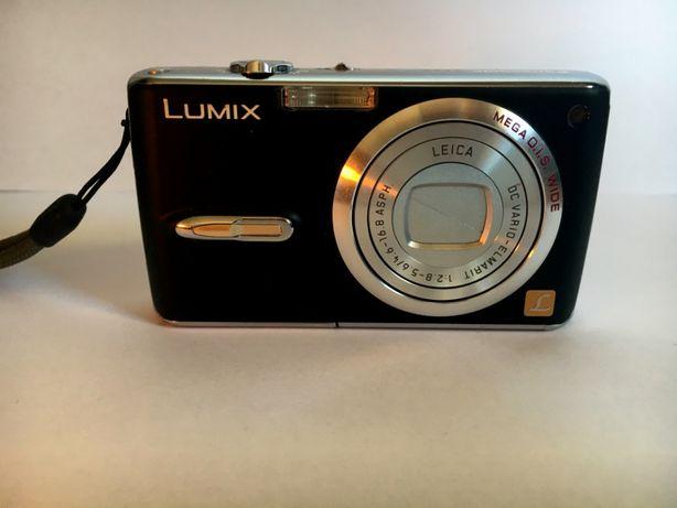 Panasonic Lumix DMC-FX07 aparat
