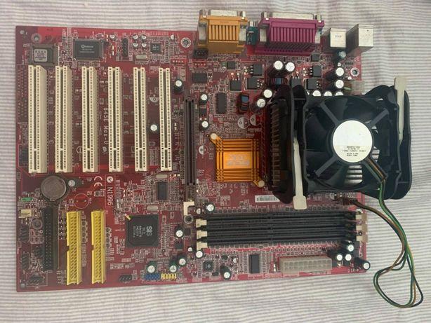 Motherboard MSI 645 MAX-U