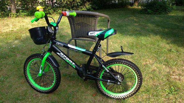 Rowerek dla chłopca