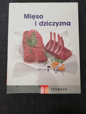 Nowa książka MIĘSO I DZICZYZNA CHRISTIAN TEUBNER księga kucharska