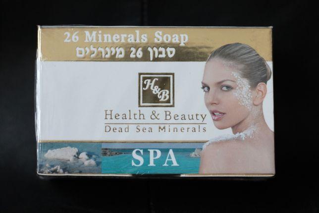 Health & Beauty антицелюлітне та інші мила з мінералами мертвого моря