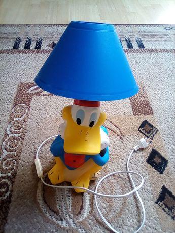 Lampka nocna kaczor Donald