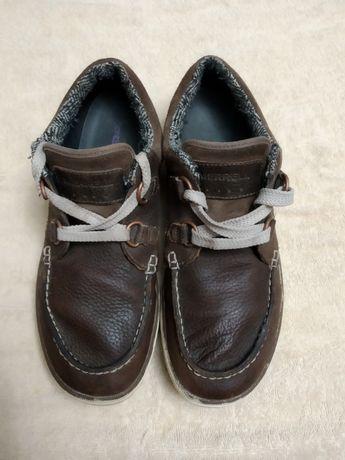 Кроссовки кожаные Merrell