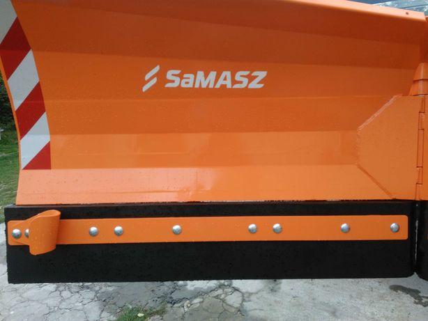 GUMY GUMA Lemiesz gumowy Samasz PSV 271 251 do pługa komplet Pronar