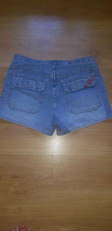 Spodenki - szorty jeans