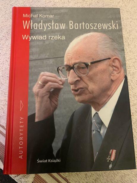 Władysław Bartoszewski wywiad rzeka Michał Komar
