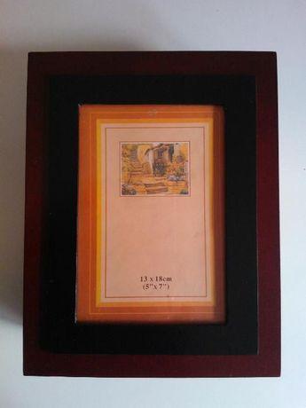 Álbum de Fotografias, de Madeira 13 cm x 18 cm (5'' x 7'')