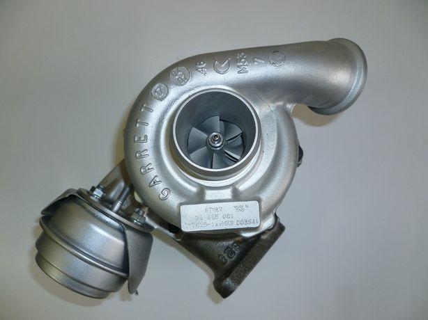 Turbosprężarka Saab 9-3 9-5 2.2DTI 125KM