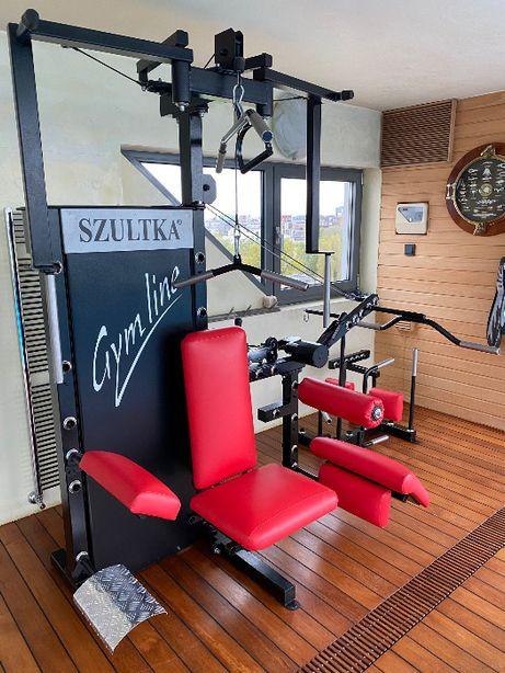 Atlas do ćwiczeń Szultka Gym line 1 - Stan idealny