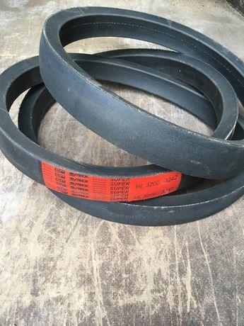Pasek klinowy BIZON HL 3200 STOMIL SANOK SUPER pas jezdny czerwony