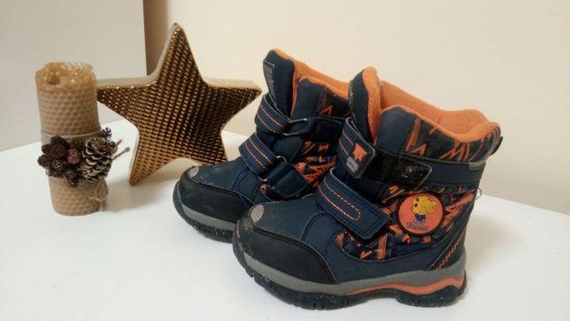 Дитячі зимові чоботи Том М (25 р.)   Черевики   Зимове взуття
