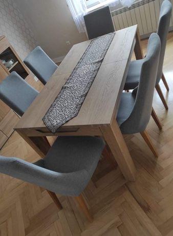 Sprzedam komodę oraz stół z 6 krzesłami