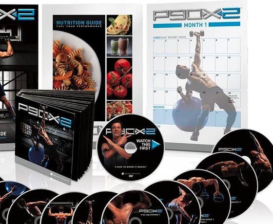 Program treningowy P90X2, Dieta, jak szybko schudnąć