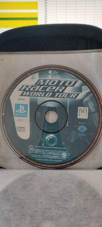 Moto Racer World Tour PlayStation One PSX