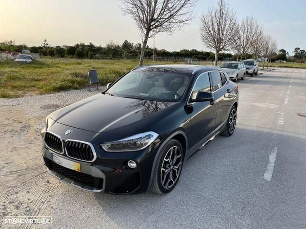 BMW X2 20 d xDrive Auto Pack M