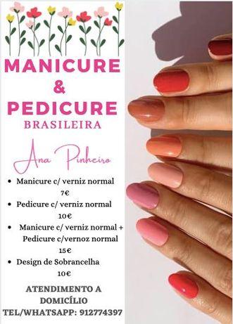 Manicure & Pedicure Brasileira