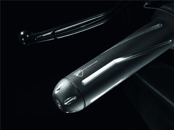 Punhos alumínio Ducati Performance para DIAVEL