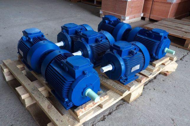 Электродвигатель 0.75квт,1.1,1.5,2.2,3,4,5.5,7.5 220-380В новый,б.у,бу