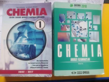 Matura chemia zbiór zadań i arkusze omega witowski liceum