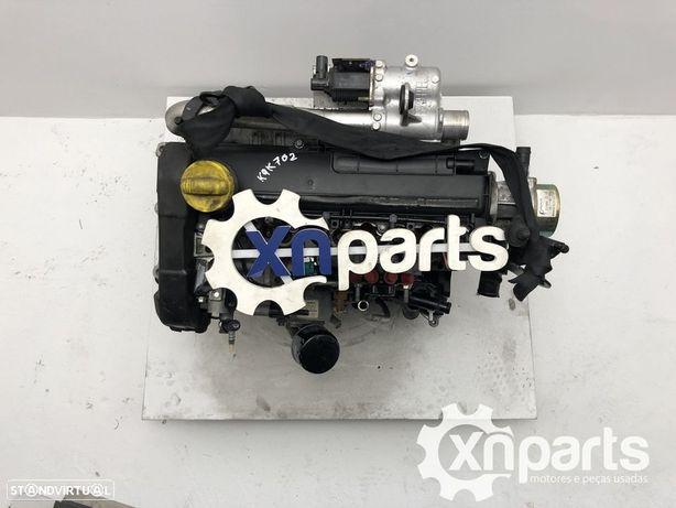Motor RENAULT KANGOO Express (FC0/1_) 1.5 dCi (FC07, FC1R)   12.01 - Usado REF....