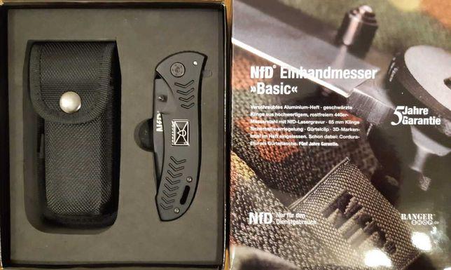 Нож NFD Einhandmesser《Basic》новый
