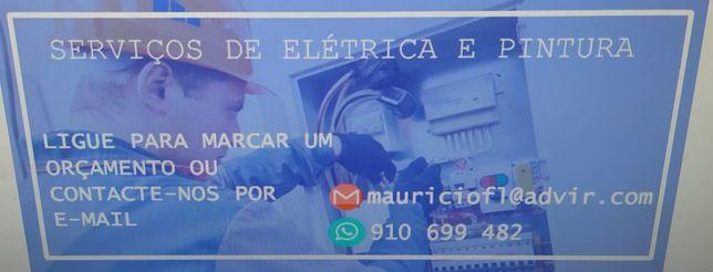 Eletricista e reparos