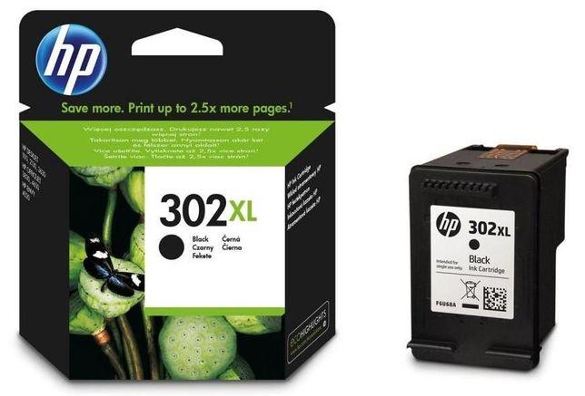 Tinteiro Original HP302XL PRETO Portes grátis