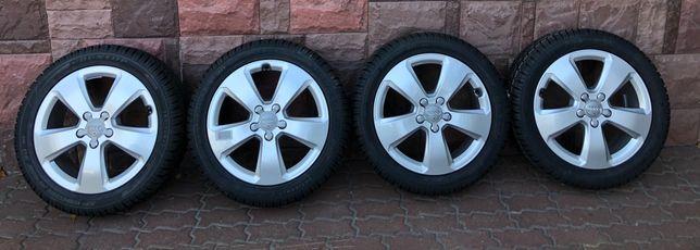 Nowe Felgi Aluminiowe Audi 17 5x112 ET 48