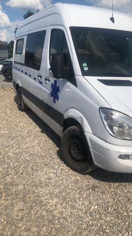 Mercedes Benz Ambulance