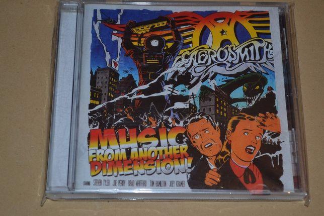 Aerosmith – Music From Another Dimension!, 2012. Новый, Произ-во Росси