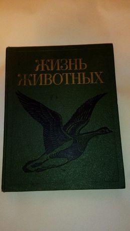 Книга Жизнь Животных Москва 1986 год