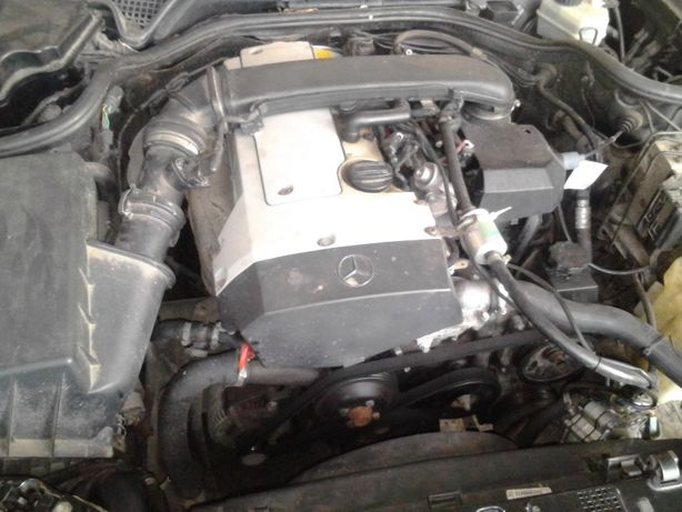Мотор по запчастям OM603 OM604 M111 M112 OM611 OM612 OM605 M166 M113