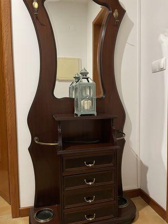 Aparador c/ espelho estilo Vintage