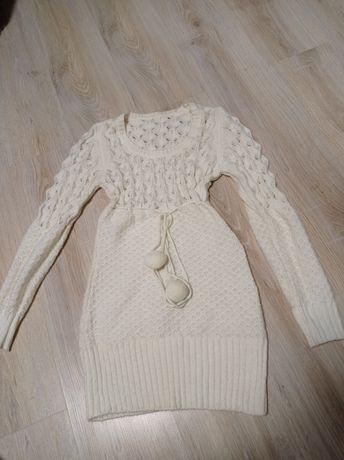 Продам В'язане  плаття