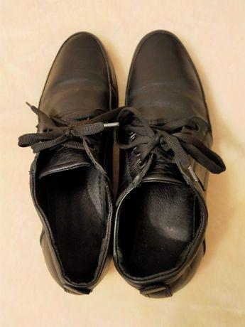 Туфлі шкіряні чоловічі 41 Vankristi.