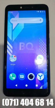 Смартфон 5,45 дюйма BQ 5581G Jeans, процессор 4 ядра за 3200 рублей