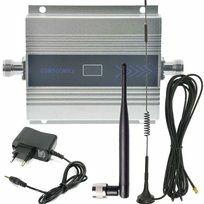 Wzmacniacz sygnału GSM REPEATER + 2 anteny