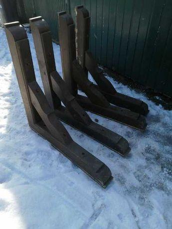 Podpory/Zastrzały drewniane