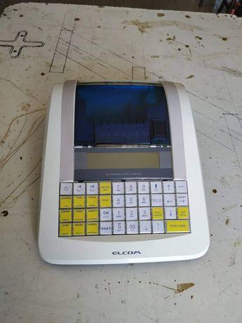 Máquina registadora marca Elcom