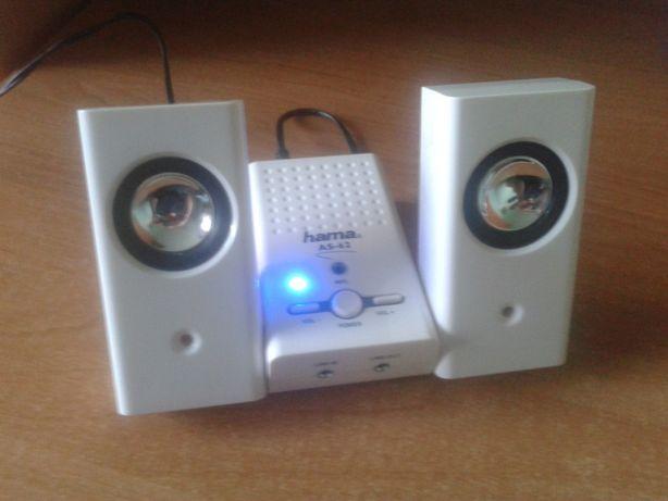 Sprzedam Głośniki MP3 Hama AS-62