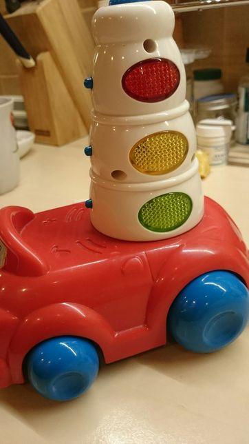 Продам музыкальную развивающую игрушку машинку